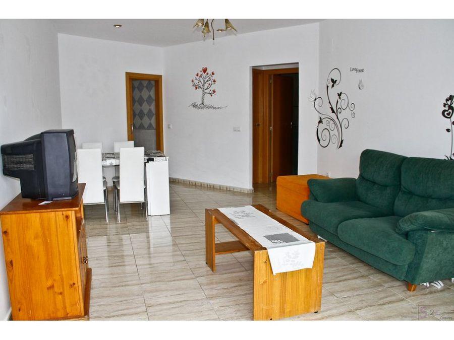 alquiler anual piso de 3 habitaciones en ondara