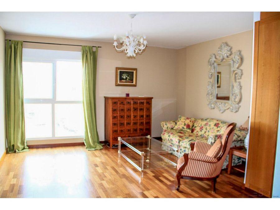 alquiler anual duplex de 1 habitacion en ondara