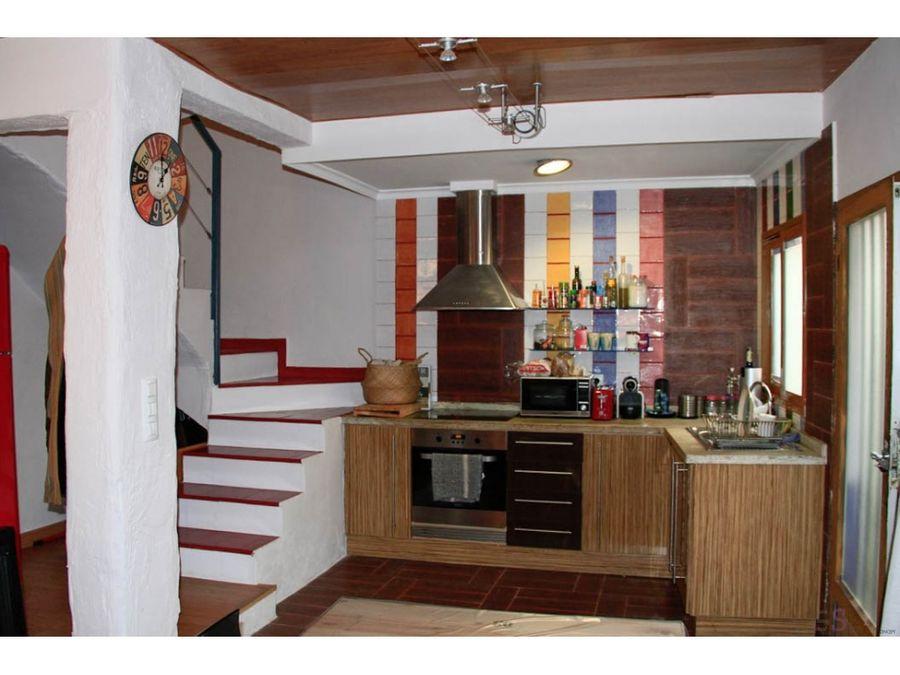 casa de 3 habitaciones en beniali vall de gallinera