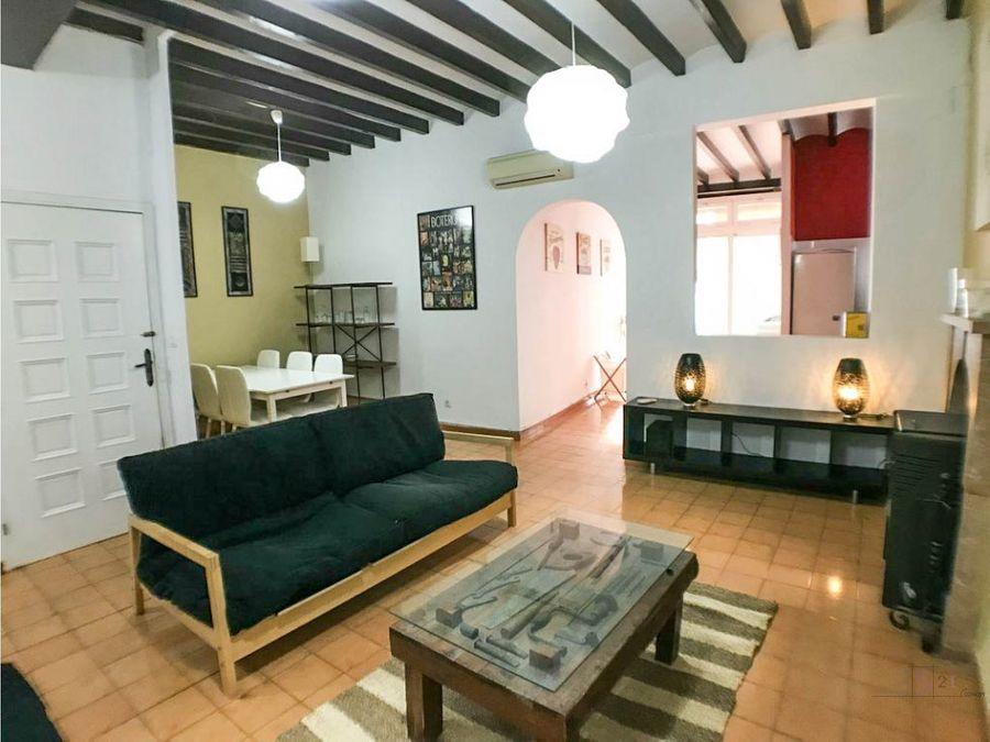 alquiler anual piso de 2 habitaciones en denia casco historico