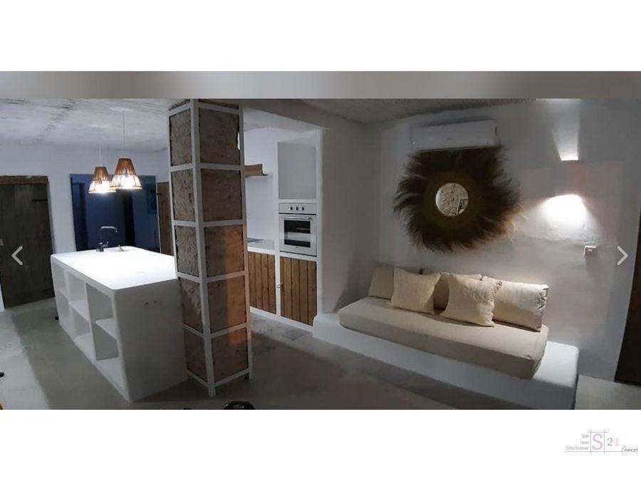 loft de 3 habitaciones en denia