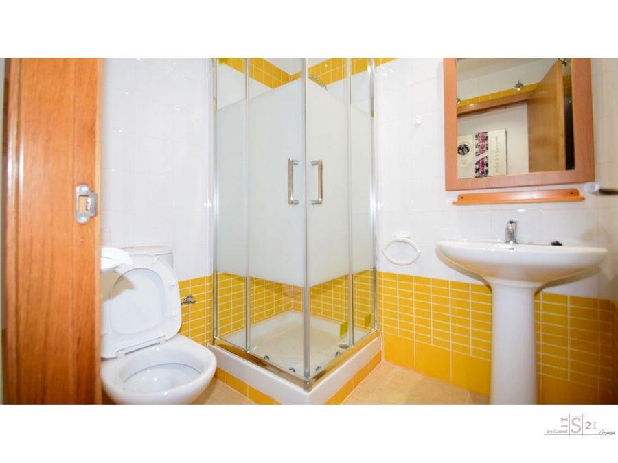 alquiler anual piso 2 habitaciones en el verger