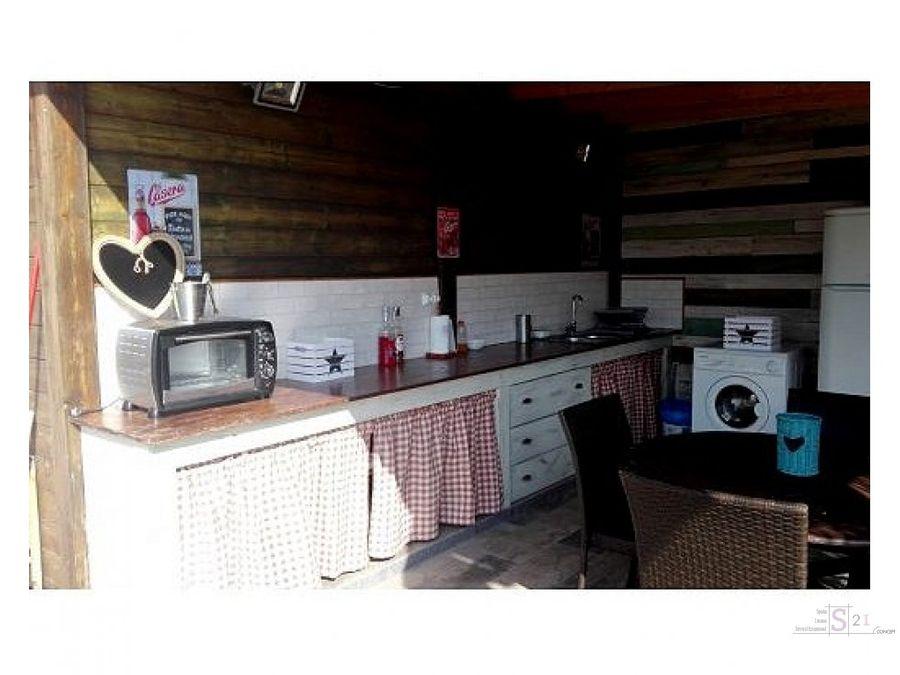 alquiler anual villa de 3 habitaciones en parcent