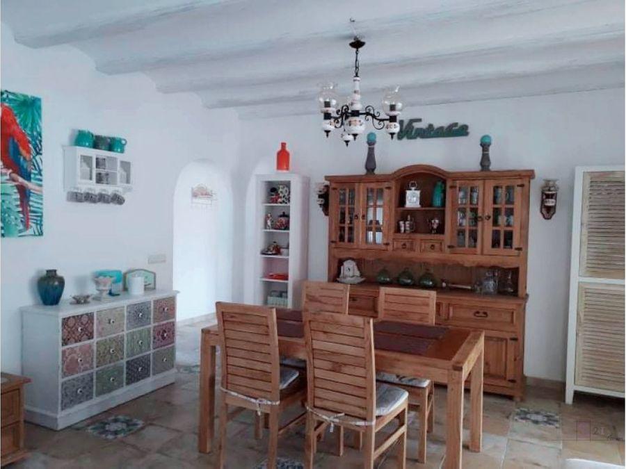 villa de 2 habitaciones de una planta en tormos