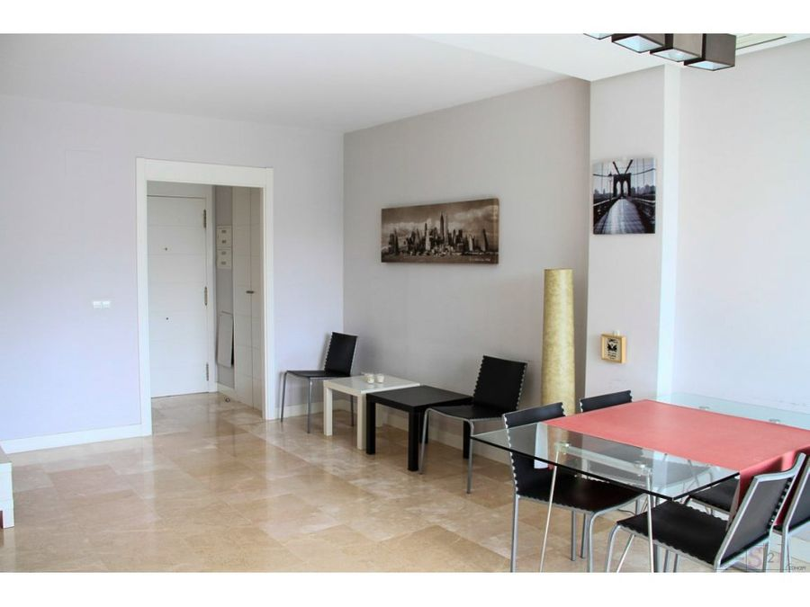 alquiler anual apart2 habitaciones en el verger