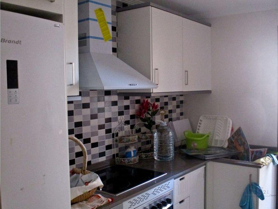 alquiler anual piso de 2 habitaciones en pedreguer