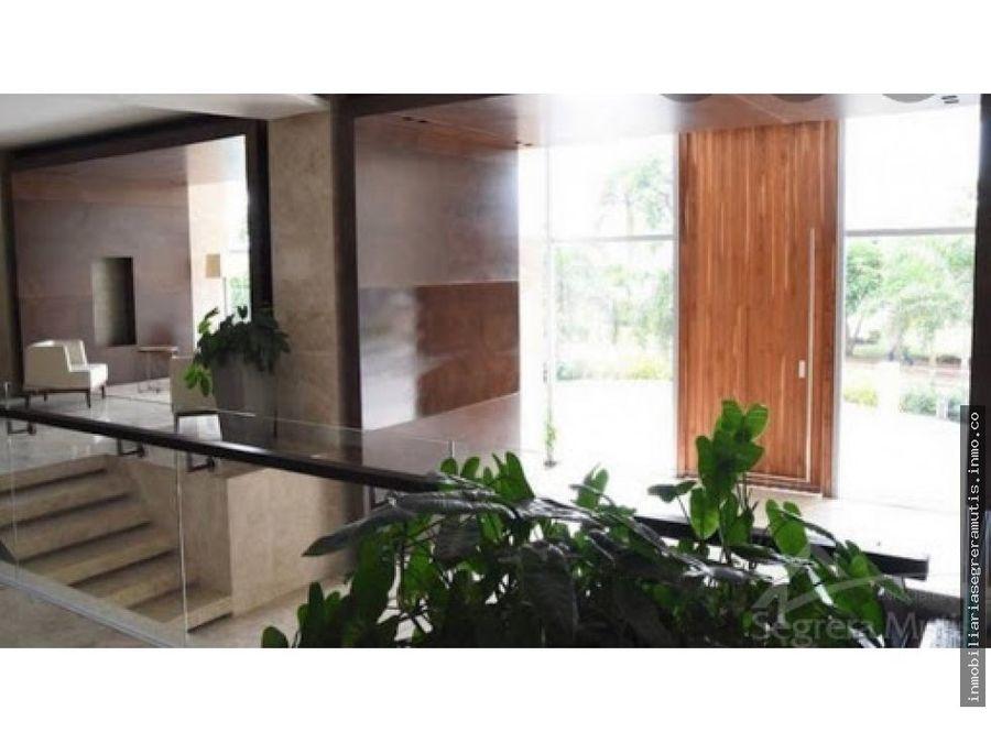 segrera mutis vende lujoso apartamento en bocagrande con vista