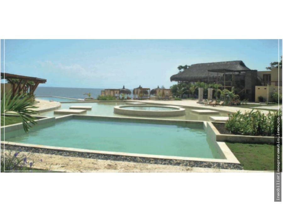 segrera mutis vende lote en baru de oportunidad con playa y piscinas