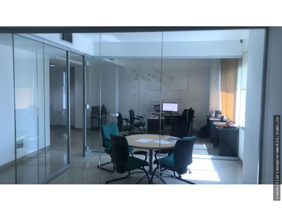 oficina en bocagrande con buenos acabados