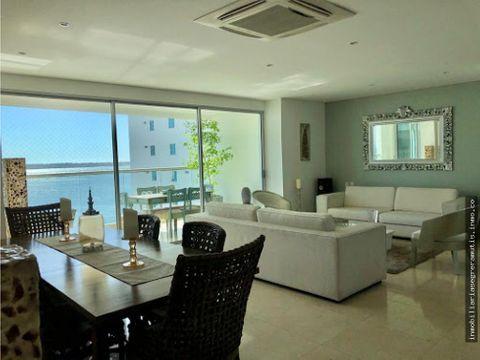 apartamento en castillogrande con hermosa vista