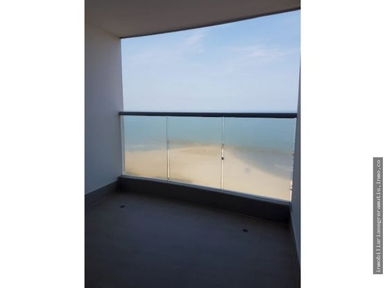 apartamento en el cabrero con excelente vista al mar