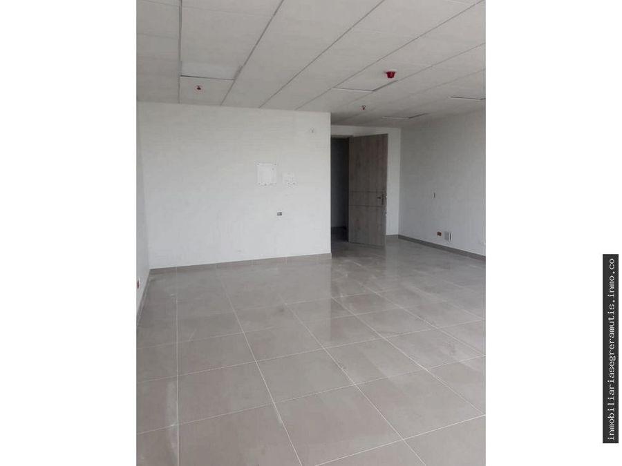 oficina en manga edificio moderno