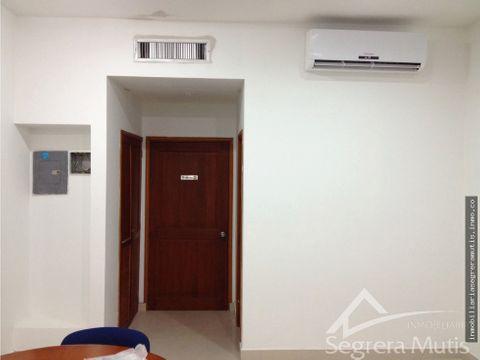 oficina en chambacu con buenos acabados