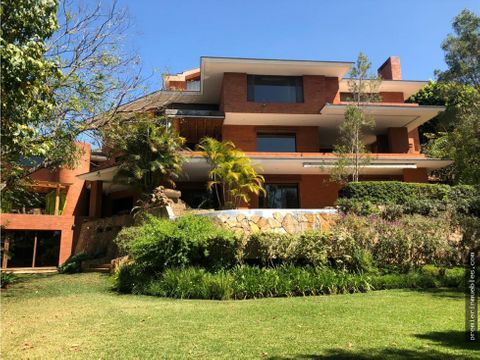 los eucaliptos casa en renta de 1700 m2