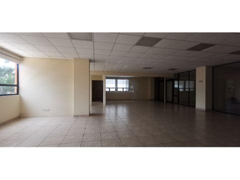 oficina gerencial de 237 m2 con ubicacion estrategica en zona 13