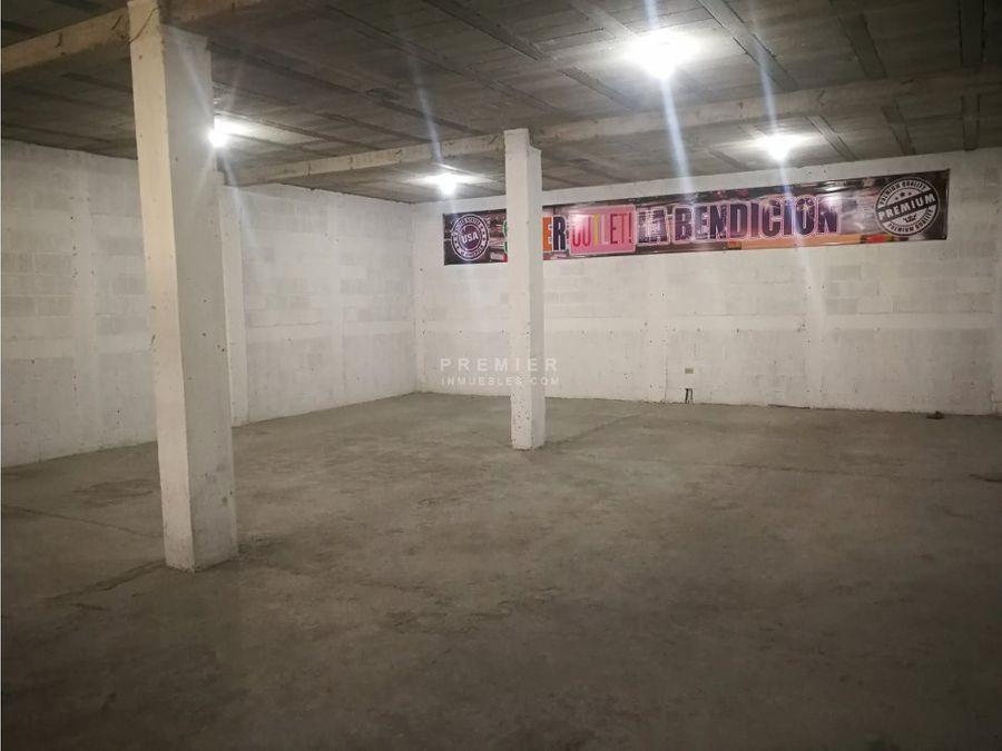 edificio para comercios o bodegas en zona 1 550m2
