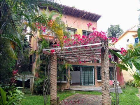 casa en venta en el hatillo 550m2 3hs3bs3p