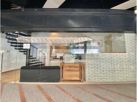 se vende ofc local comercial 100m2 en centro profesional santa paula