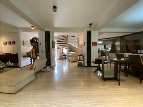 se vende casa 360m2 4h5b3p terrazas del club hipico