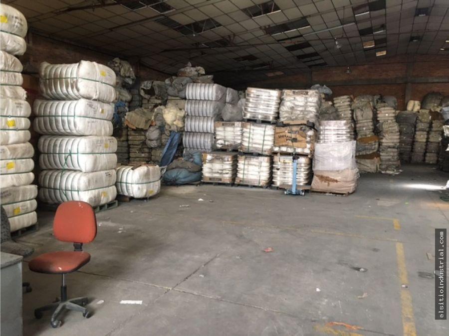 bodega zona industrial de montevideo bogota