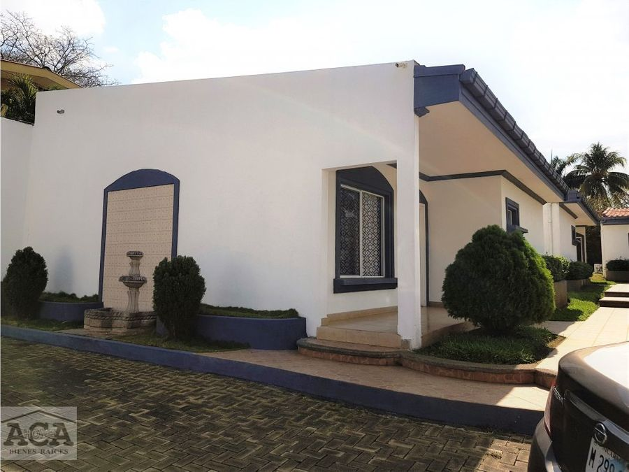 alquiler de apartamento amueblado villa fontana