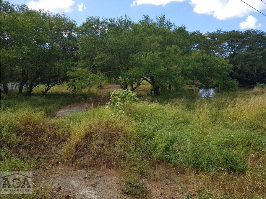 terreno carretera a masaya kilometro 103