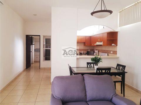 alquiler de apartamento amueblado en planes de altamira