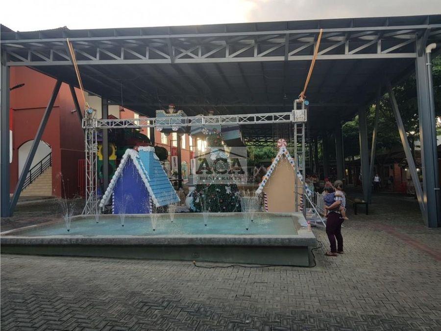 venta modulo de 50 metros2 plaza multicentro las brisas