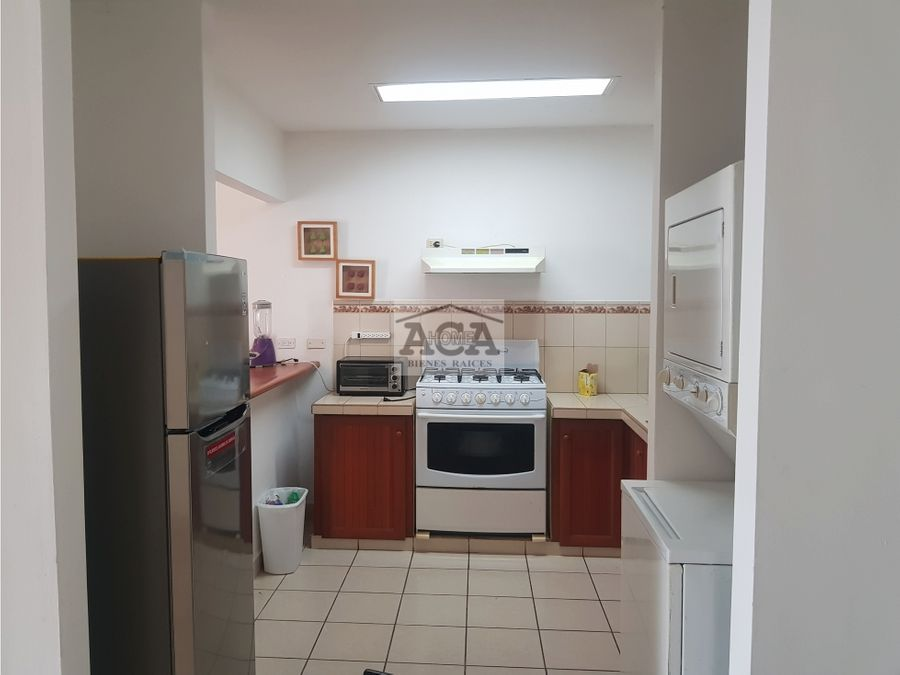 alquiler de apartamento amueblado en villa fontana