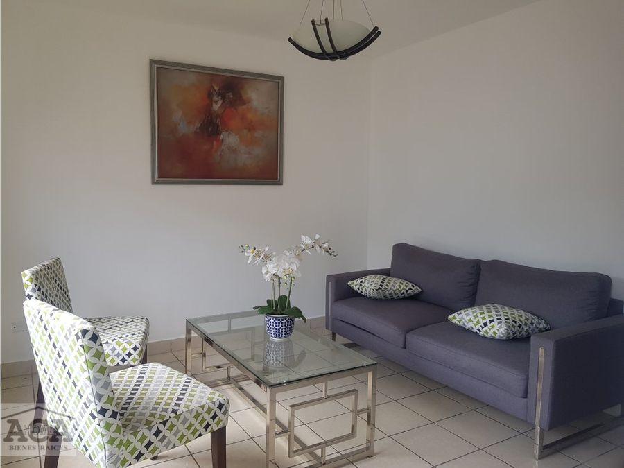 apartamento amueblado villa fontana