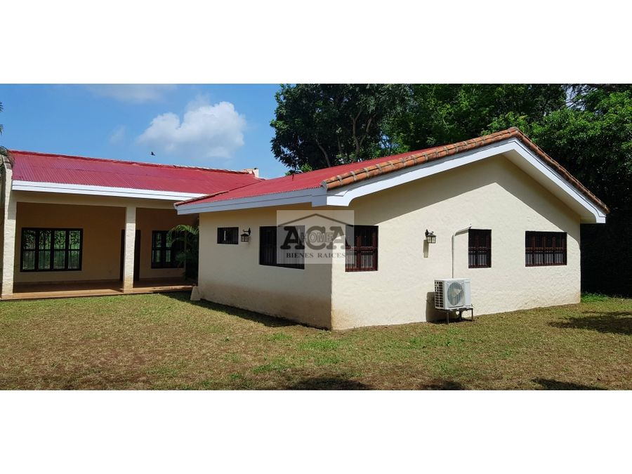 venta de casa en carretera a masaya kilometro 123