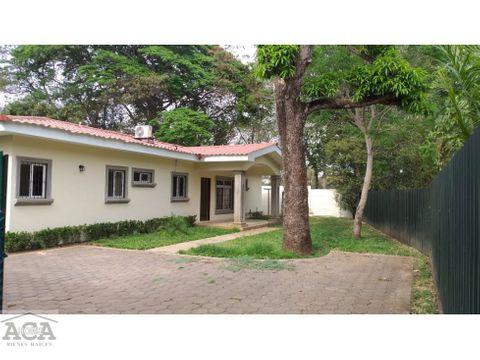 alquiler de casa nueva en el km 123 carretera a masaya