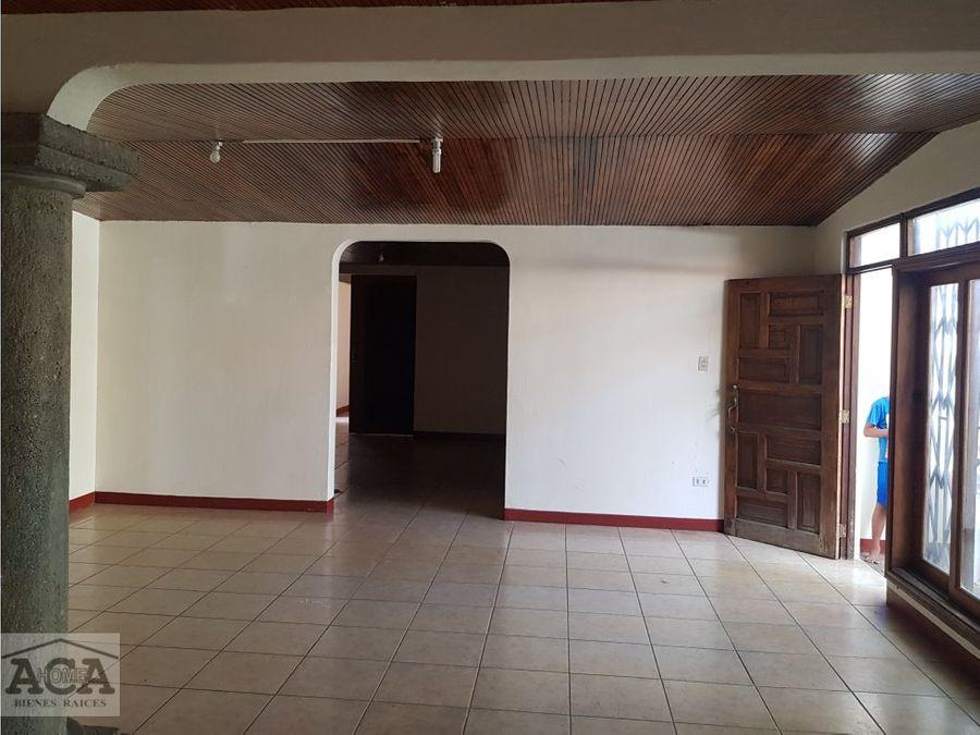 alquiler casa para oficinas en villa fontana