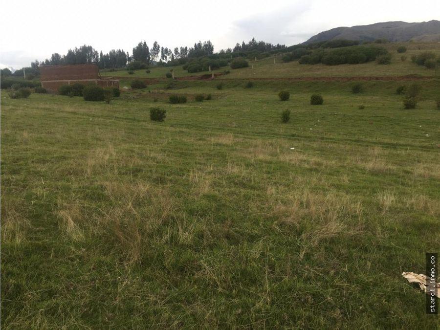 terreno en venta en chinchero cusco