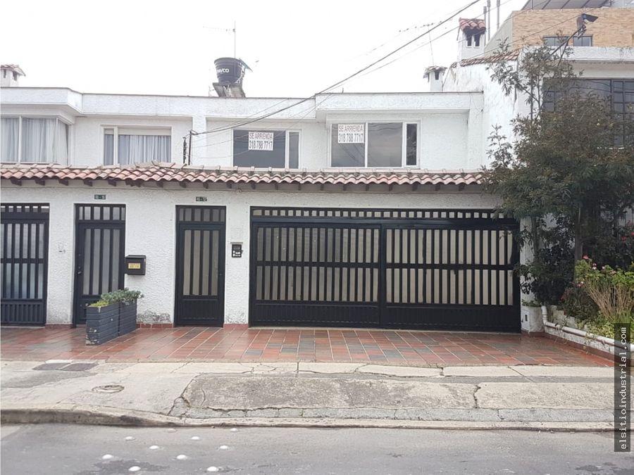 casa en venta barrio batan suba bogota
