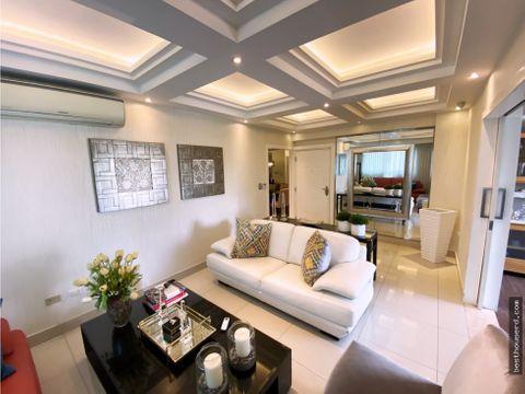 hermoso apartamento en venta en mirador norte