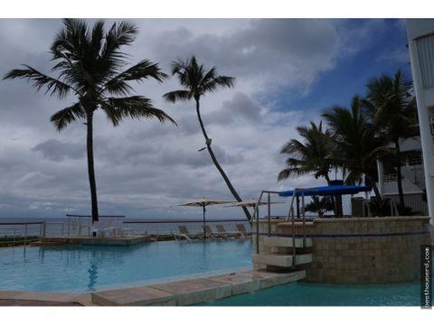 pent house en venta frente al mar guayacanes