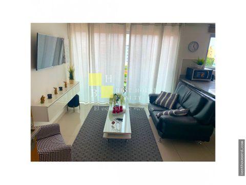 hermoso y acogedor apartamento en piantini