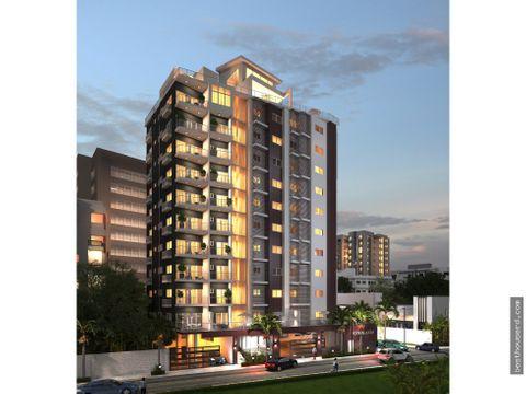 imponente y moderna torre de apartamentos evaristo morales