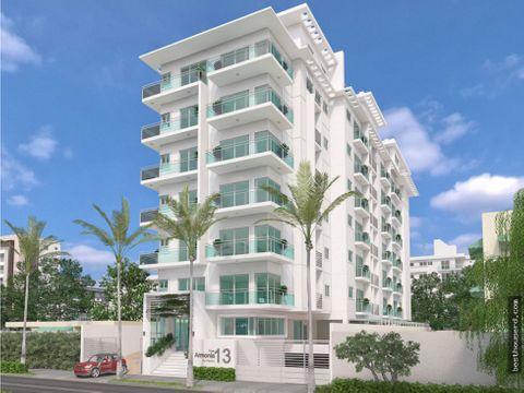 hermoso y acogedor apartamento en el exclusivo sector de piantini