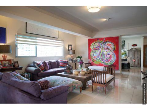 hermoso apartamento clasico en venta naco