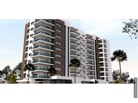 apartamentos en venta de 3 habitaciones bella vista