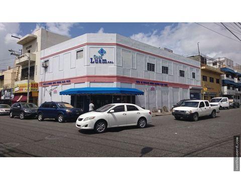 edificio comercial en venta con negocio en produccion