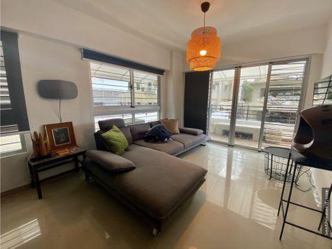 apartamento de 1 habitacion en venta en el naco