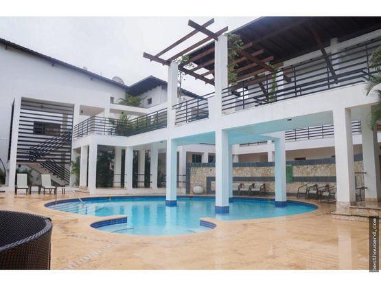 apartamento en venta de 1 habitacion juan dolio