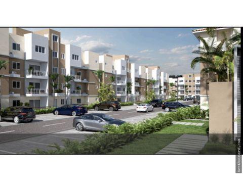 apartamentos en venta en la prolongacion 27