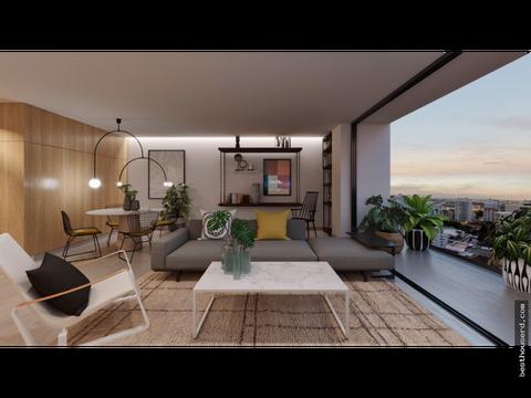 exclusiva torre de apartamentos en piantini