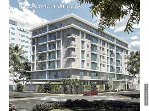 apartamentos de 1 2 y 3 habitaciones en venta en gazcue