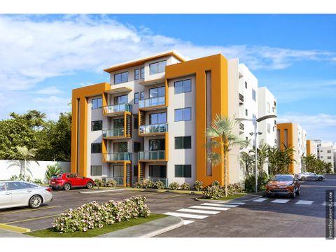 proyecto de apartamentos en venta en santo domingo norte