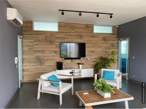 alquiler apartamento en piantini con linea blanca